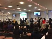 Student Presentation at Unilever