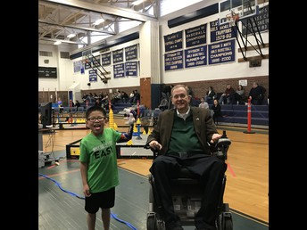 Scituate Hosts Rhode Island's First VEX Robotics Competition!