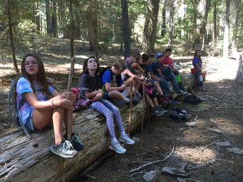 6th Grade Feather River Outdoor Education Field Trip