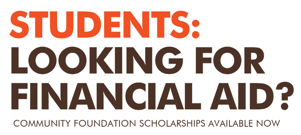 Students looking for financial aid?