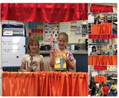Puppet Theater in First Grade