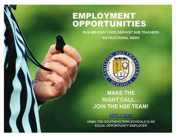 Employment Opportunities at HSE Schools