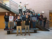 TOHICKON STUDENTS MAKE THEIR MARK AT SCIENCE OLYMPIAD