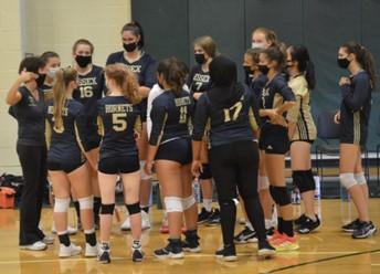 Girls Volley-ball
