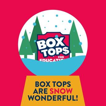 Winter Box Top Challenge