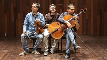 Concert Trio Arriaga: Beethoven