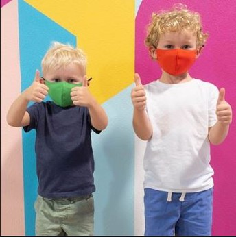 Please Remember to Ensure Your Student Is Bringing a Mask to School Each Day!
