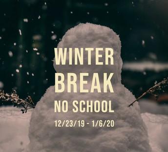 This Week (12/16-12/20)