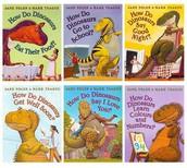 How Do Dinosaurs...? (preschool-1st grade)