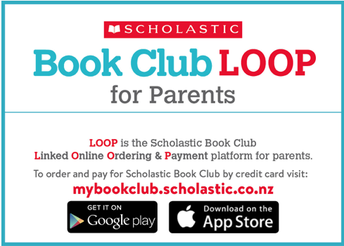 Scholastic Book Club Loop