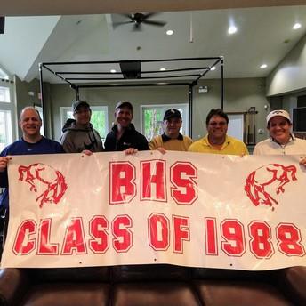 Class of '88 Reunion