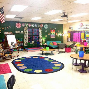 A Peek at Flexible Seating