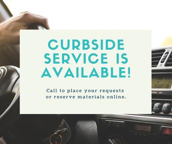 Curbside pickup is easy!