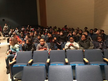 Welcome Future Cougars!