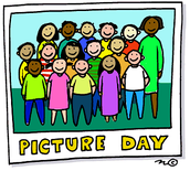Spring Picture Day is Thursday, February 23