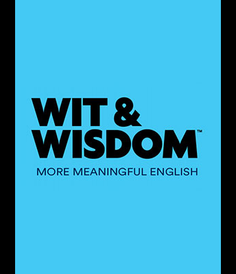 Wit and Wisdom Curriculum for grades K-5