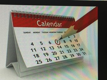 QH Calendar - Events may change and or be added. Thank you for your flexibility