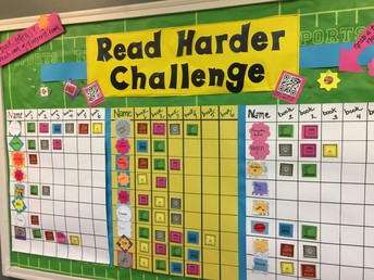BBA 2018 Read Harder Challenge Continues...