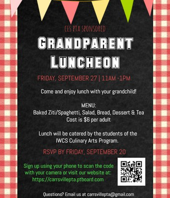Grandparent Luncheon