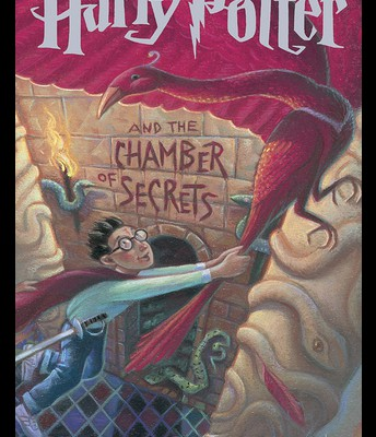 #6: Harry Potter and the Chamber of Secrets (#2)