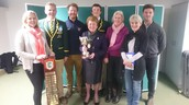 Rowers Awarded