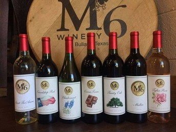 M6 Wine Tastings