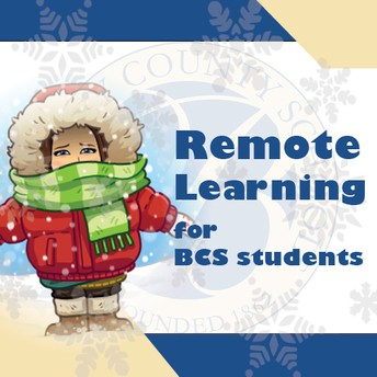 REMOTE LEARNING DAY for All Berkeley County Schools, PreK-12 on Friday, February 19th.