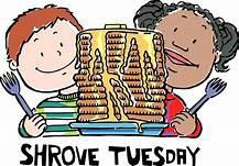 Shrove Tuesday Pancake Lunch-Feb.25th