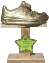 Golden Sneaker Contest