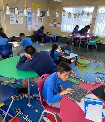 Digital Learning in the Emmaus hub
