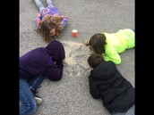 Fourth Grade Classes are learning about erosion and deposition!