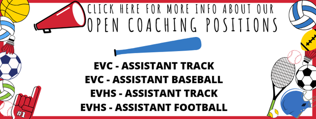 Click here for current open coaching positions.