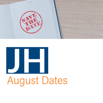 JH August dates promo