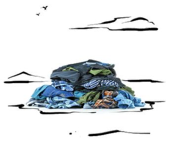 Allur textíll flokkast sér