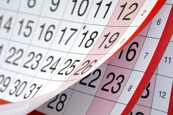 SLJH School Calendar