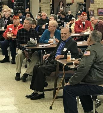 KV Veteran's Day Breakfast