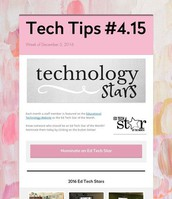 Technology Stars