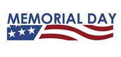 Memorial Day - SCHOOL CLOSED Monday May 29