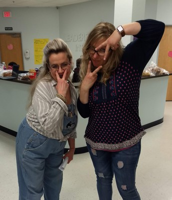 Teacher-Student Switch It Up Day