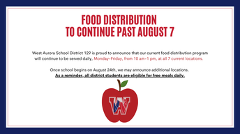 SD129 Food Distribution