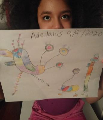 Adelanis O., Grade 6