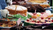 Cake Stall Support Needed