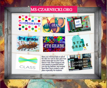 Ms. Czarnecki's Webpage