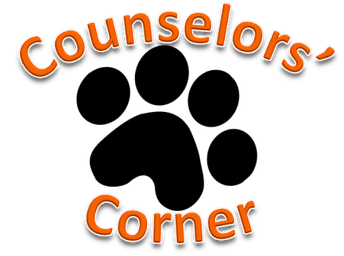 Counselor's Corner - News you can use from Mr. Kieser