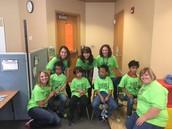 GES teachers and staff, the best crew around!
