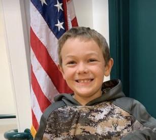 Wyatt Lisle  4th Grade