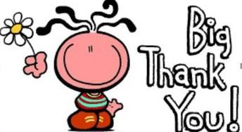 Gracias Voluntarios!