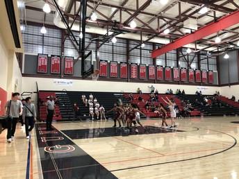 Girls' Basketball vs Fremont