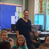 Mrs. Presley, 3rd Grade