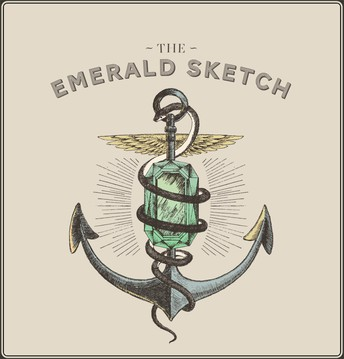 Emerald Sketch Art therapy Response Team